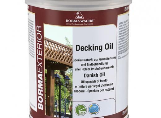 Датское масло  (DECKING OIL HD)