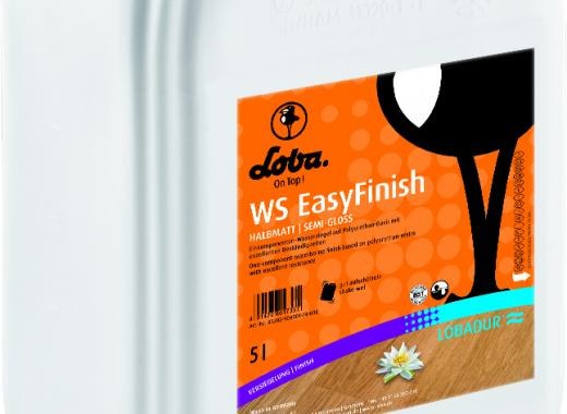 Лак LOBA EASYFINISH 5л