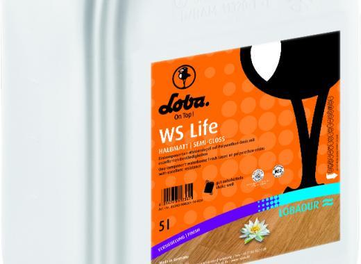 Лак LOBA LIFE 5л