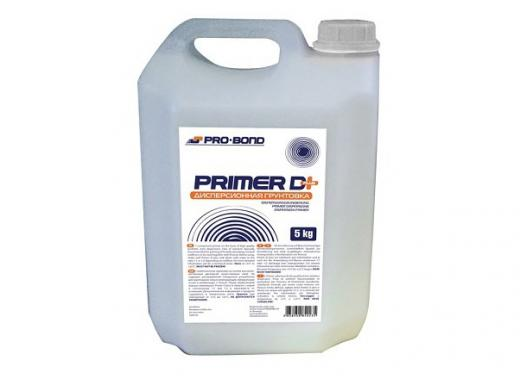 Грунт PRIMER D+ 5кг