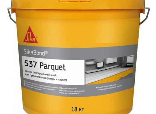 Клей SIKABOND-537 PARQUET 18кг