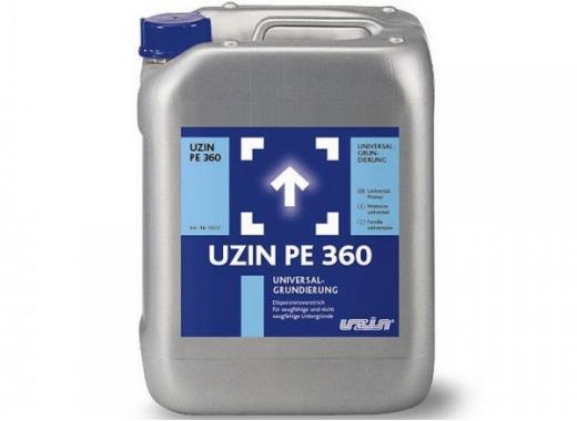 Грунтовка UZIN PE 360 PLUS 5кг