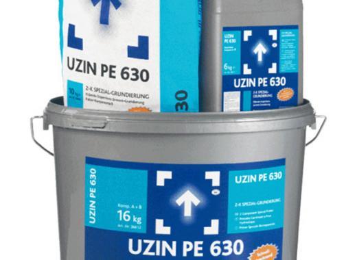 Шпаклёвка-грунтовка UZIN PE 630 16кг