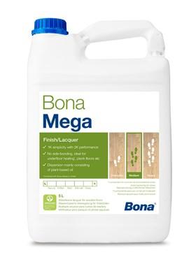 Лак BONA MEGA ONE 5л